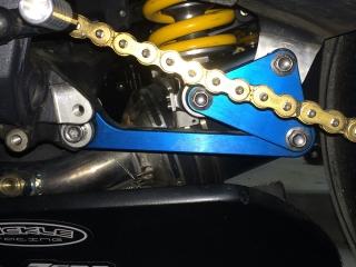 Apex Suspension Rear Link Kit for Triumph Daytona 675 06-15