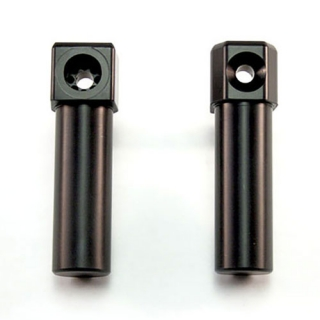 "Apex 3"" Riser Clip-on Set with 7/8"" Bar"
