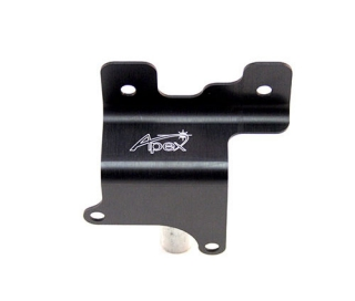 2012-14 Speed Triple ignition relocation mount