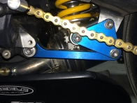 Apex Suspension Rear Link Kit for Triumph Daytona 675 06-15