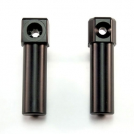 "Apex 3"" Riser Clip-on Set with 1"" Bar"
